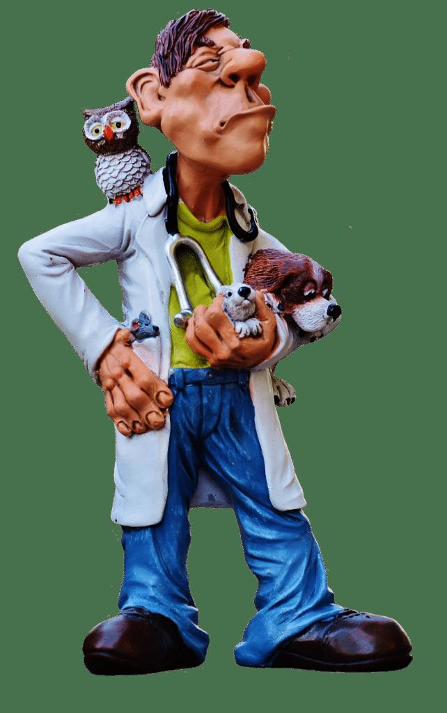 préparer l'arrivée de son chiot en choisissant un vétérinaire